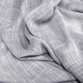 Faux Sheer Linen