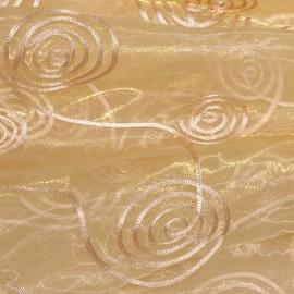 Spiral Ribbon Organza